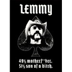 Lemmy - 49%motherf**ker. 51%sun of a bitch. (DVD)